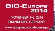 BIO-Europe 2014 autumn