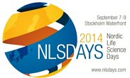 Nordic Life Science Days 2014
