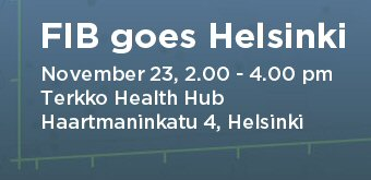 FIB goes Helsinki